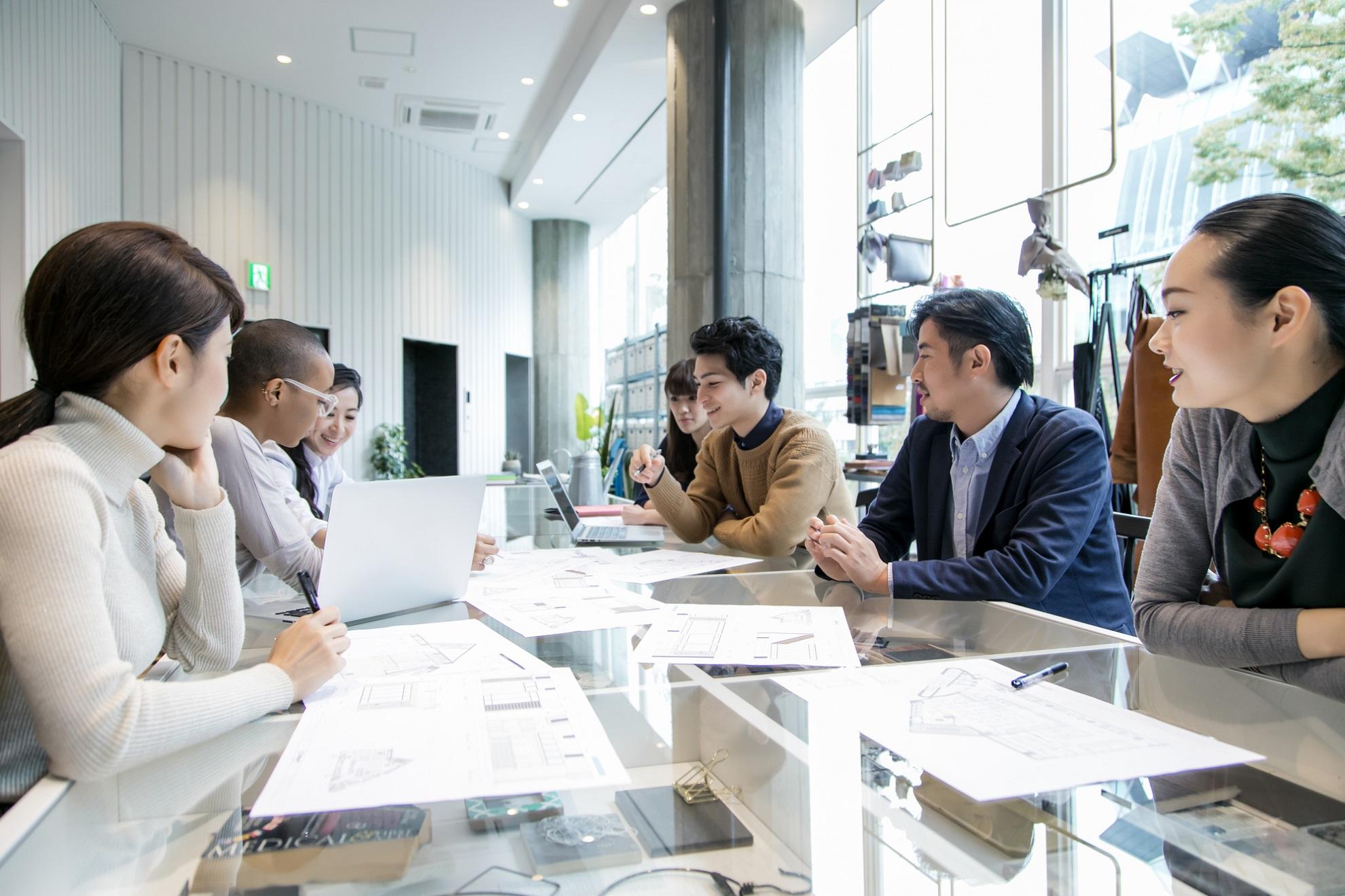 コミュニケーション能力を重視している企業は多い!!