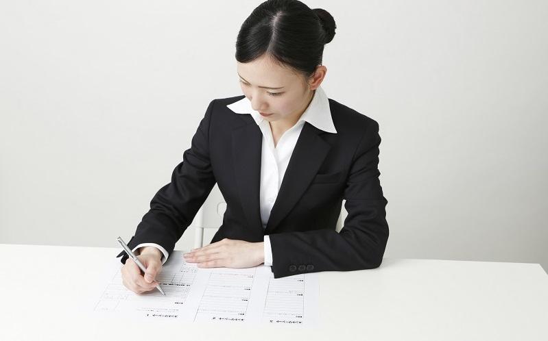 エントリーシート、履歴書の学歴書き方
